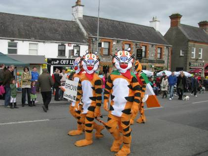 Celtic Tigers?? Who needs them?? How about Kilcocck Tigers!!
