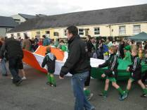 Parading the Flag