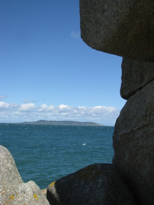 Happy Howth... the Dalkey perspective...