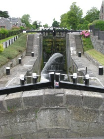The 12th Lock as seen from Talbot Bridge