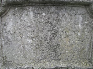 Could this stone be one of the originals? Placed in 1790 something?
