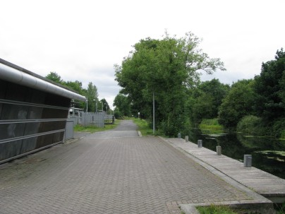 Would you collect me at Castleknock Station please? Bring your boat! ;-)