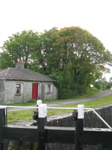 Lock keepers cottage at Lock 38...