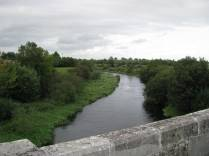 A view of the Inny... good fishing water, I believe...