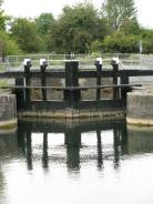 Yep... there is a lock on the summit level... could it serve a working dry dock?
