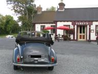 Boats... canals, cars... pubs... what else do you want? Or need? The good life.