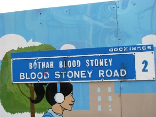 Interesting street name... I'll have to do more research...
