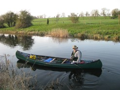 Go well Sir... enjoy the trip... may the G&S be but a light paddle in the greater scheme of things! ;-)