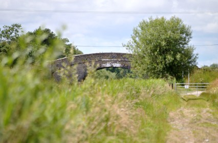 Another mile... another bridge... Trimblestown this time...