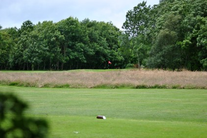 Yes... it is a golf course out in the countryside...