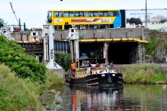 31B under Newcomen Bridge... better known as 'Effin Bridge' Royal Canal ,Dublin