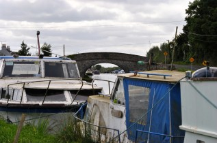 Griffith Bridge, at Shannon Harbour on the Grand Canal, Ireland