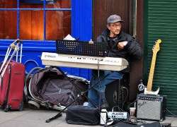 Electric on Grafton Street, Dublin Ireland...