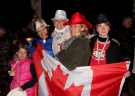 Group Canada... the little Missy on the left carries the same name as my good lady!