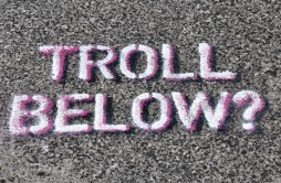 Trolls where? Below... that's where!!