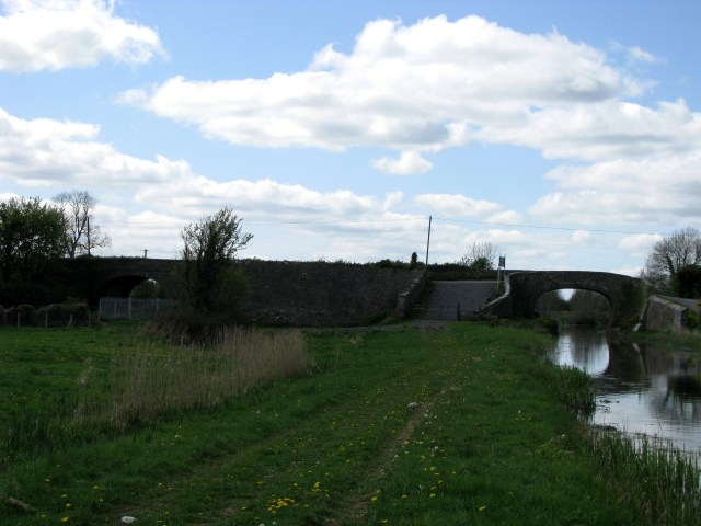 Cloncurry's Bridge, Royal Canal Ireland