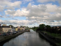 Kilcock Harbour on the Royal Canal