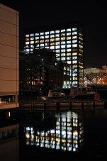Google Docks as seen from the WI Center, Grand Canal Dock, Dublin, Ireland