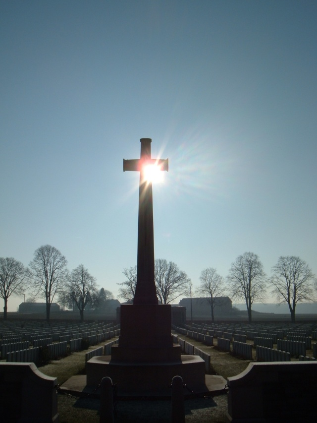Delville Wood Cross