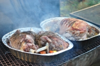 Christmas 2012 roasts on the braai... happy memories!!