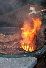 Oct 29 - Post house move braai.... fun feed for the family... thanks for all the help!