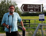 Sep 02 - The end of the Grand Canal Challenge... thanks for all the help, donations and support! We raised about €1200...