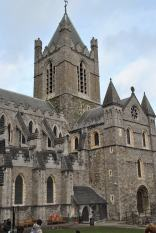Detail as seen from the south... Christ Church Cathedral, Dublin