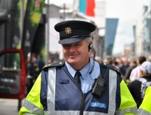 At least the Garda sees the funny side...