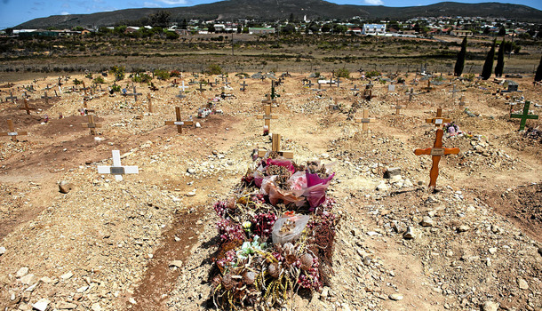 Photo thanks to: - http://mg.co.za/article/2013-02-28-gender-violence-flowers-in-bredasdorp-and-rage