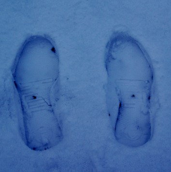 Massive 2 feet of snow! Who can fill those shoes?