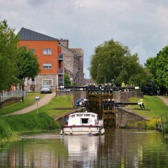 Another view of the 4th Lock