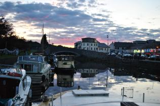 Tranquility at the harbour, Kilcock