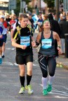 Dublin Marathon 2013 - Runners 13467 and 13468 entering the last mile... almost home!!