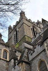 Angles, Christ Church Cathedral, Dublin Ireland