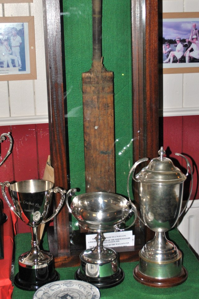 More NKCC silverware... at the 2013 Awards Dinner...
