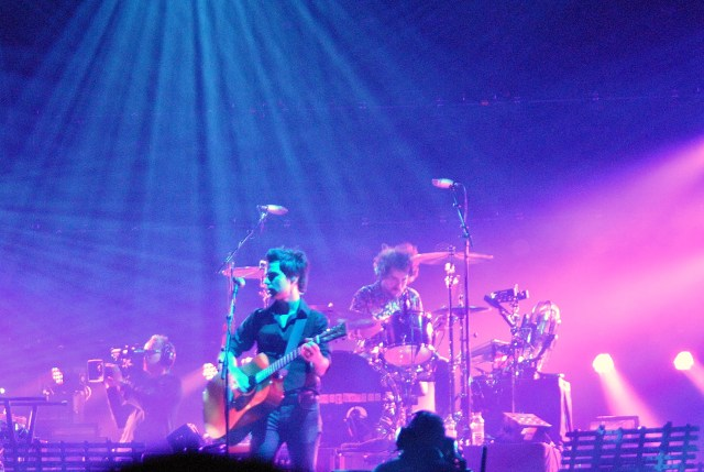 Kelly Jones and Co... Dublin's O2 Arena 2103