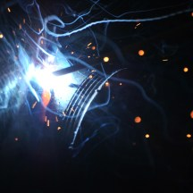 Another beauty... more sparks fly...