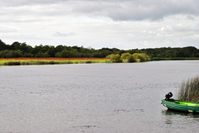 Ireland's River Shannon... a mighty flow of water...