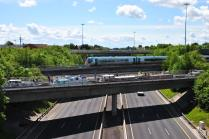 The M50 Roundabout in all it's glory...