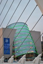 Dublin's Convention Center...
