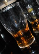 Ireland's best known exports... Jameson and Guinness... delightful, some may say...
