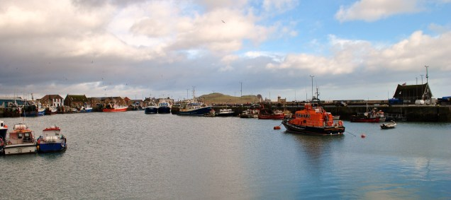 Howth Harbour panorama...