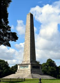 The Duke of Wellington Obelisk, Phoenix Park, Dublin Ireland