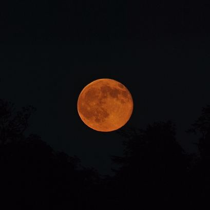 Friday 13 June 2014, a rare full moon on the day...