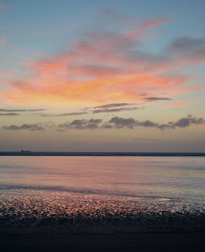 Dublin Bay sunrise... on a winter's morning!!