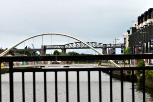 Three bridges in Drogheda...