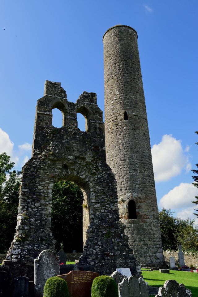 Donaghmore Round Tower, for a bit more info click on the link... http://www.megalithicireland.com/Donaghmore%20round%20tower.html