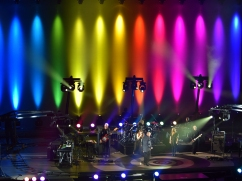 Peter Gabriel in Dublin, 2014 - great lights... greater music and even greater to see the legend that is Peter Gabriel live!!