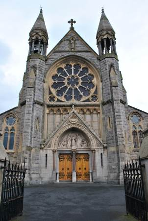 St Josephs Church, Glasthule, Dublin