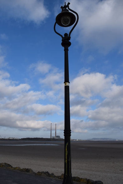 Man made energy! Power station to lamp post!